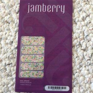 Confetti Jamberry nail wraps